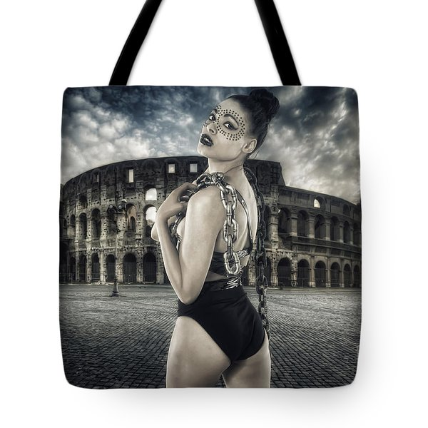 Unleashed Tote Bag by Yhun Suarez