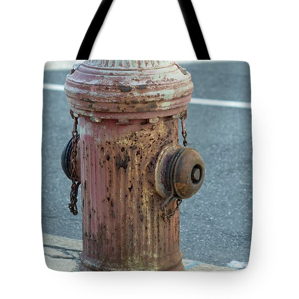 Unsung Hero Tote Bag by Lisa  Phillips