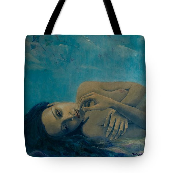 Until Forever Tote Bag by Dorina  Costras