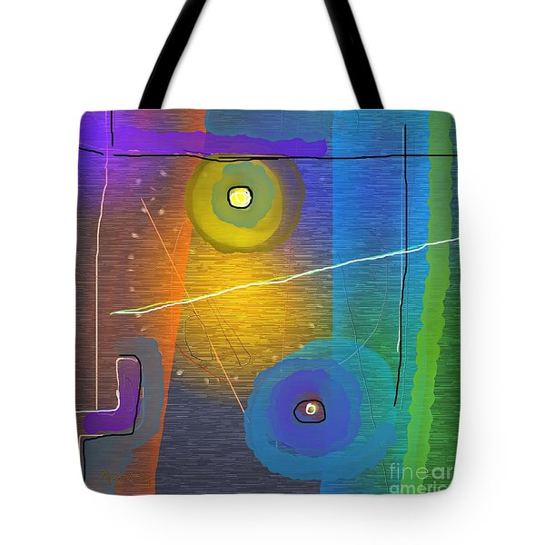 Untitled 313 Tote Bag by Nedunseralathan R