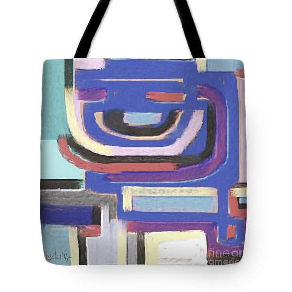 Untitled 352 Tote Bag by Nedunseralathan R