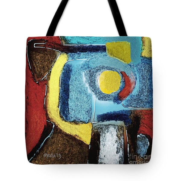 Untitled 354 Tote Bag by Nedunseralathan R