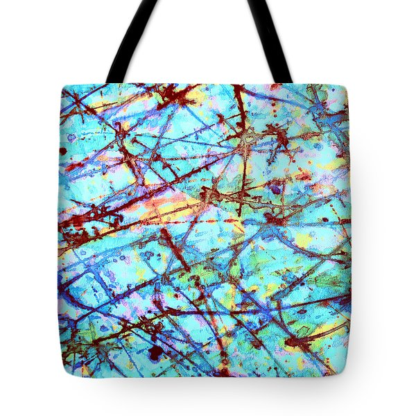Breaking Free Tote Bag by Odessa Christiana