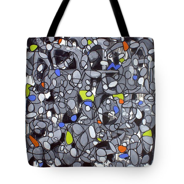 Untitled #41 Tote Bag by Steven Miller