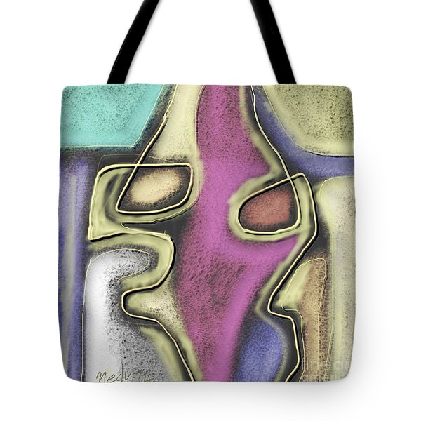 Untitled 410 Tote Bag by Nedunseralathan R