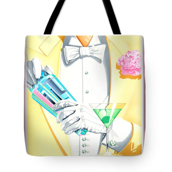 Untitled Tote Bag by Brian James