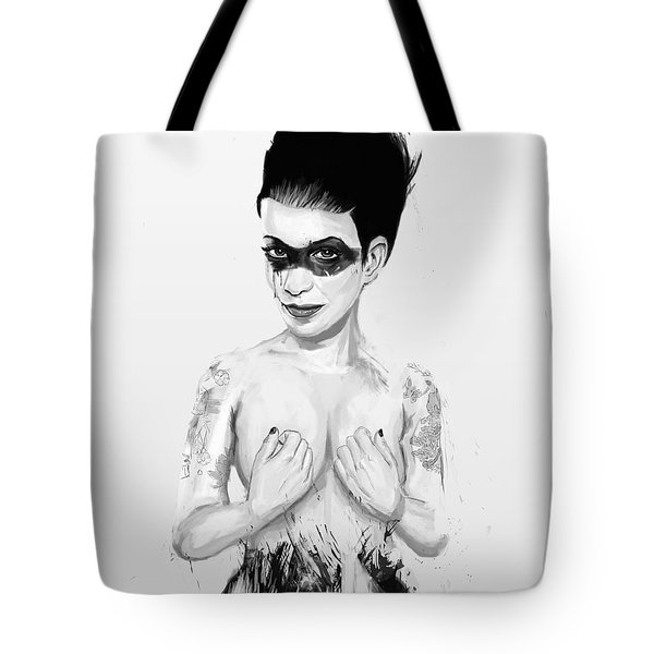 untitled III Tote Bag by Balazs Solti
