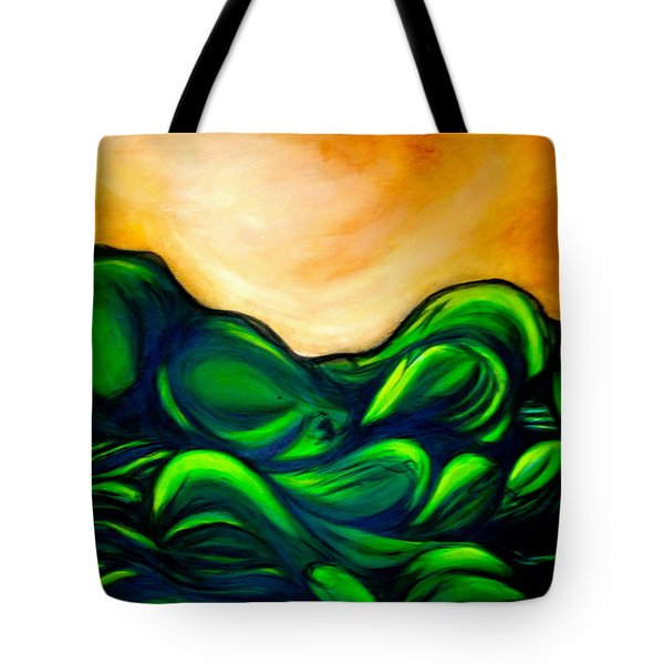 Untitled Tote Bag by Juliann Sweet