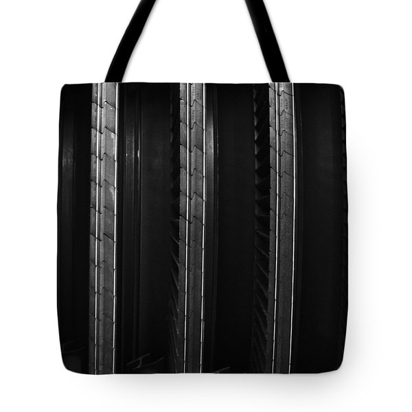Up And Up Tote Bag by Christi Kraft