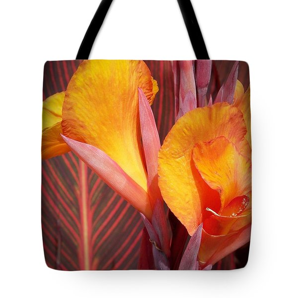 Up Close And Personal Tote Bag by Chalet Roome-Rigdon