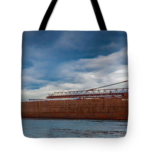 Upbound At Mission Point 2 Tote Bag by Gales Of November