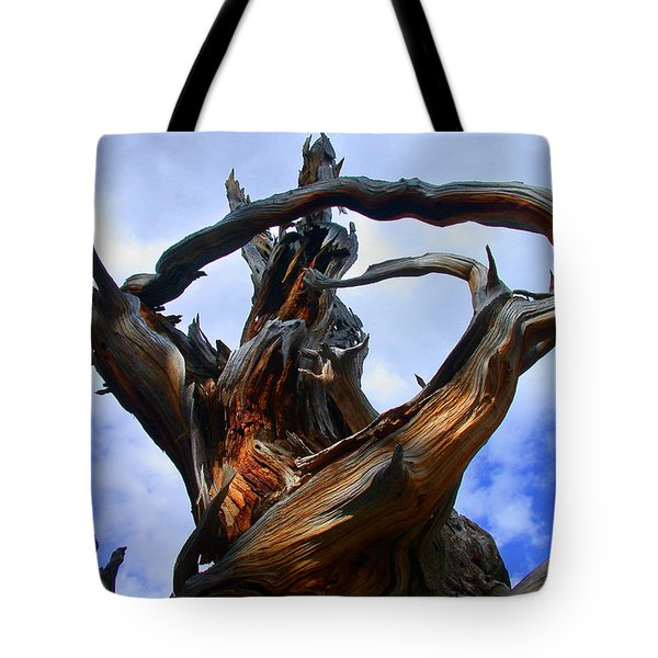 Uprooted Beauty Tote Bag by Shane Bechler
