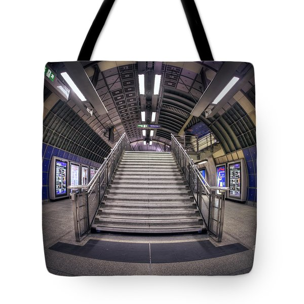 Urban Flight Tote Bag by Evelina Kremsdorf