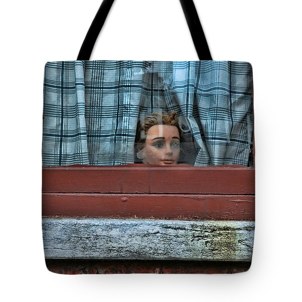 Urban Humor Tote Bag by Allen Beatty
