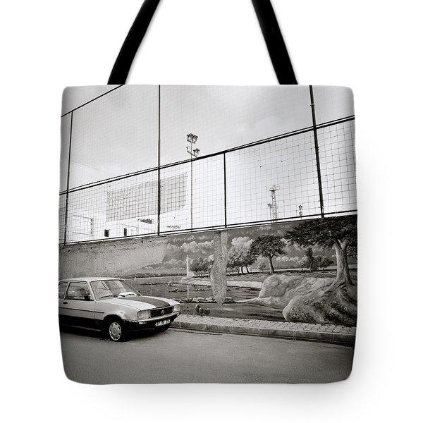 Urban Istanbul Tote Bag by Shaun Higson