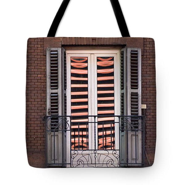 Urban Reflections Tote Bag by Frank Tschakert