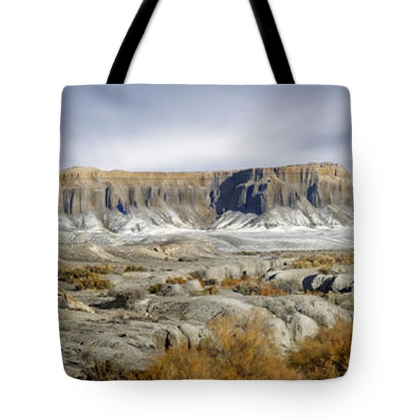 Utah Outback 43 Panoramic Tote Bag by Mike McGlothlen