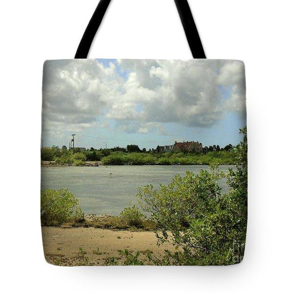 Utopia Tote Bag by Iris Gelbart