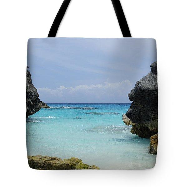 Utopia Tote Bag by Luke Moore