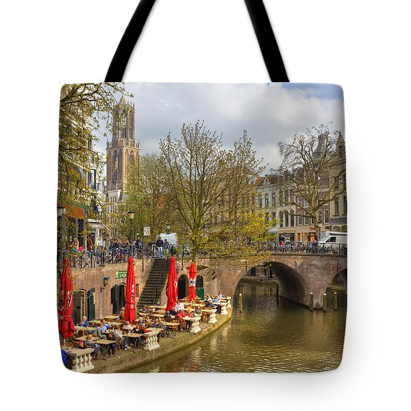 Utrecht Tote Bag by Joana Kruse
