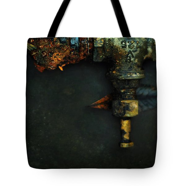 V125 and the Meaning of Life Tote Bag by Rebecca Sherman