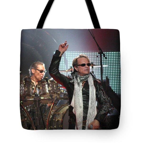 Van Halen-7148 Tote Bag by Gary Gingrich Galleries