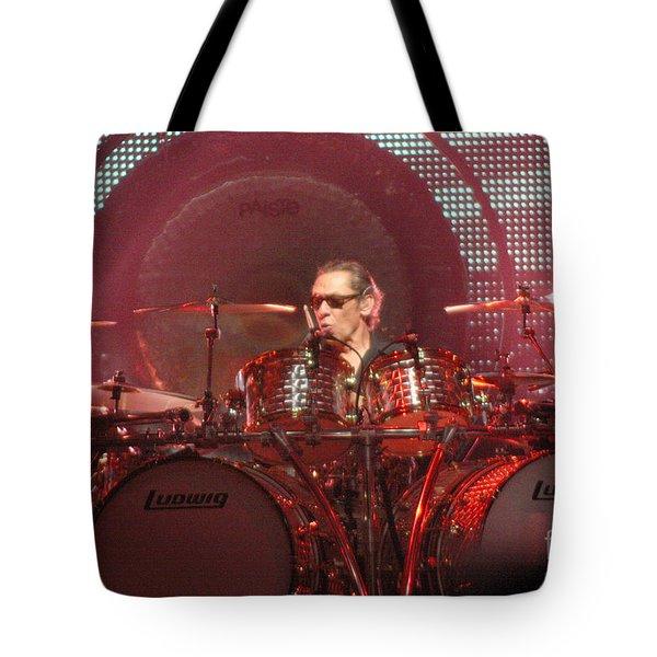 Van Halen-7273 Tote Bag by Gary Gingrich Galleries