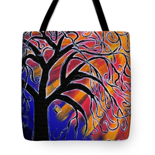 Vanessa Tote Bag by Vicki Maheu
