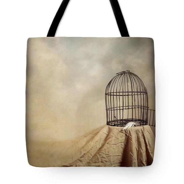 Vanishing Act Tote Bag by Amy Weiss