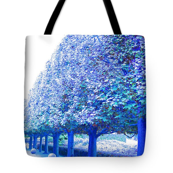Vanishing Point Tote Bag by First Star Art