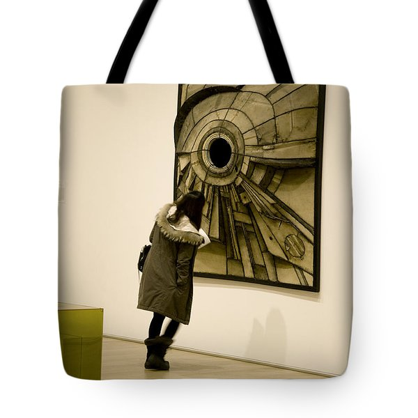 Various Angles Tote Bag by Joanna Madloch