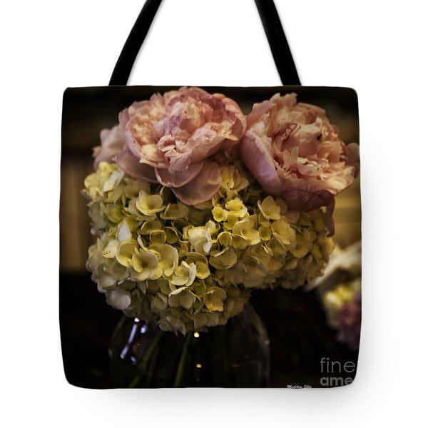 Vase of Flowers Tote Bag by Madeline Ellis