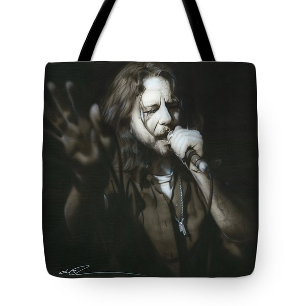 'vedder IIi' Tote Bag by Christian Chapman Art