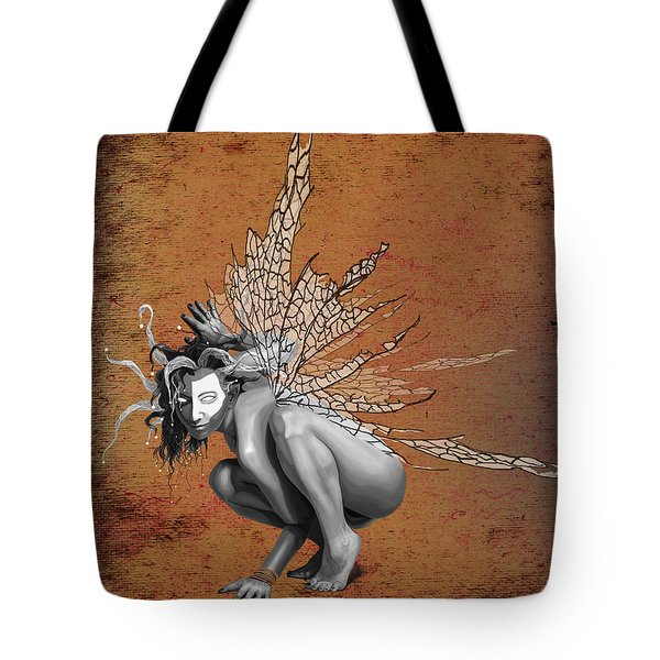 Venetian Fairy Tote Bag by Kd Neeley