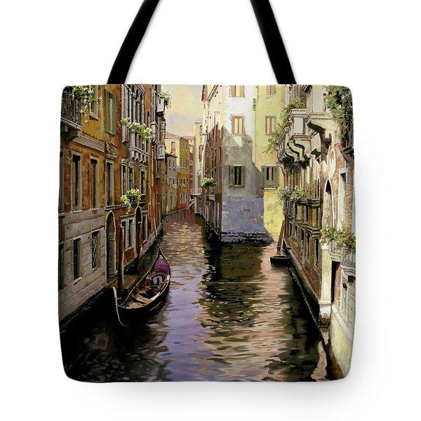 Venezia Chiara Tote Bag by Guido Borelli