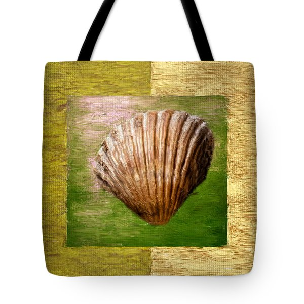 Verde Beach Tote Bag by Lourry Legarde