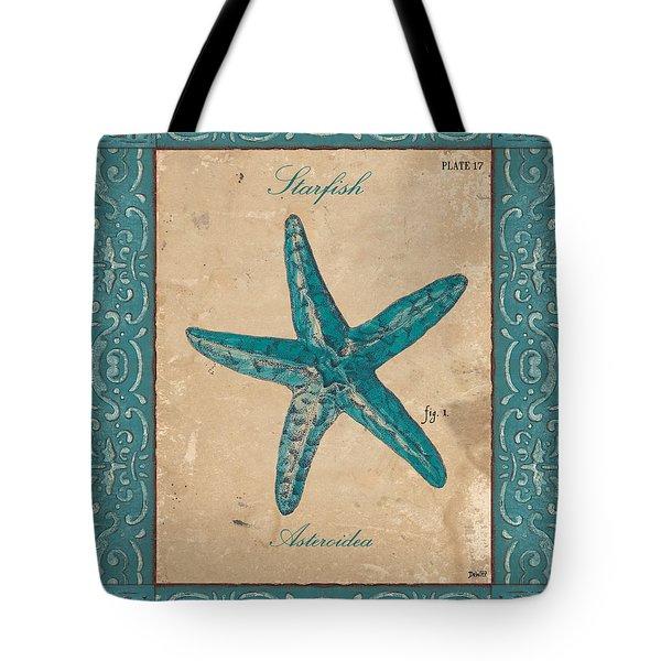 Verde Mare 1 Tote Bag by Debbie DeWitt