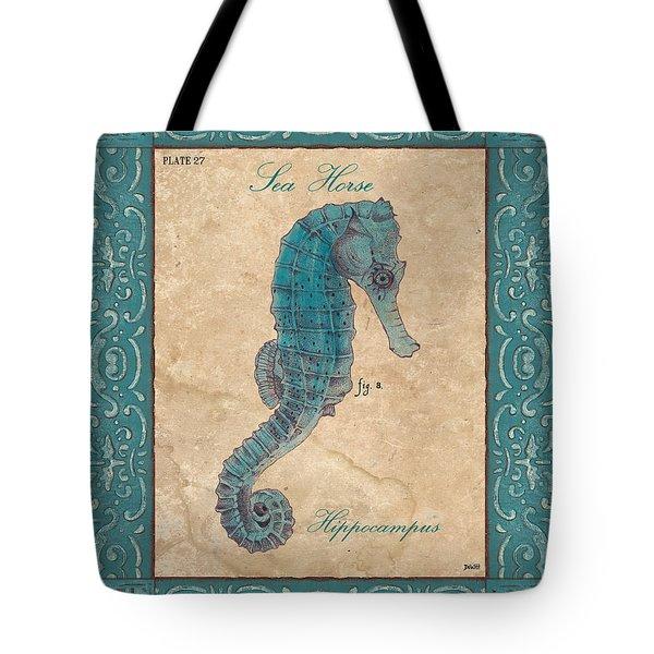 Verde Mare 3 Tote Bag by Debbie DeWitt