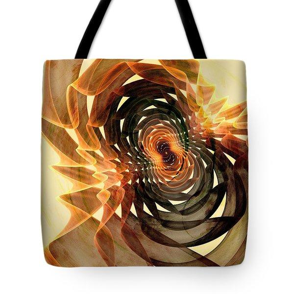 Verity Filter Tote Bag by Anastasiya Malakhova