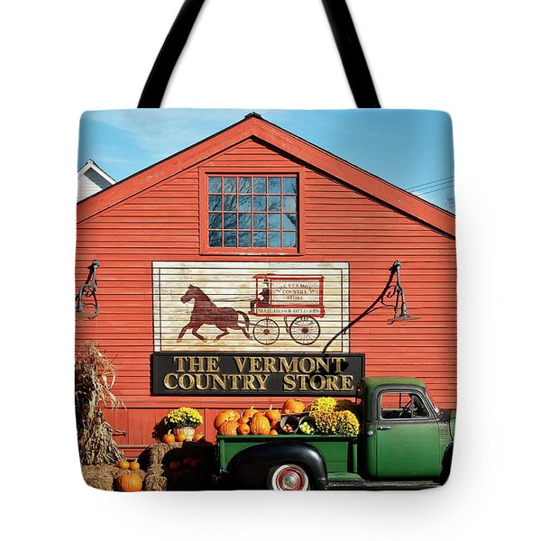 Vermont Country Store Tote Bag by John Greim