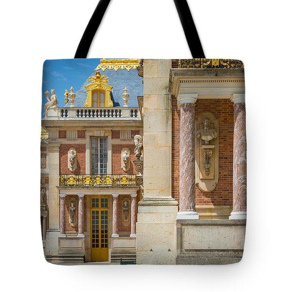 Versailles Splendor Tote Bag by Inge Johnsson