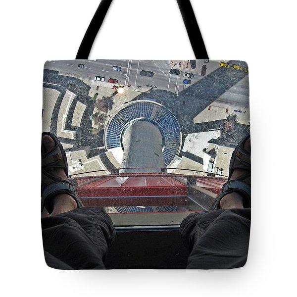 Vertigo Tote Bag by RicardMN Photography