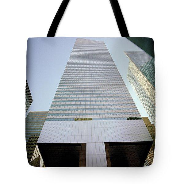 Vertigo Tote Bag by Shaun Higson