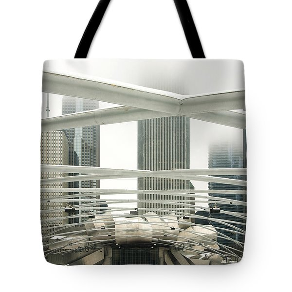 Very Advanced Geometry Tote Bag by Joanna Madloch