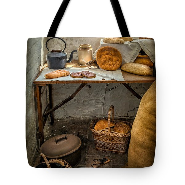 Victorian Bakers Tote Bag by Adrian Evans