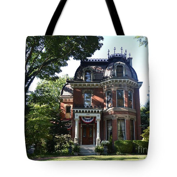 Victorian Beauty Tote Bag by Luther   Fine Art