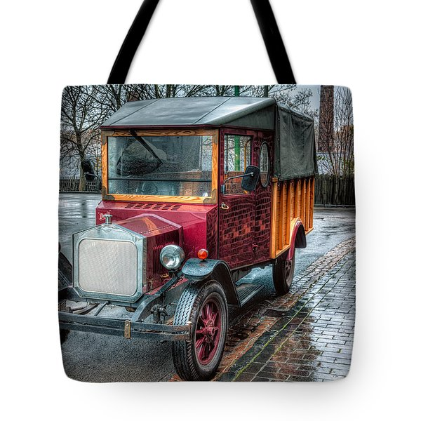 Victorian Car Replica  Tote Bag by Adrian Evans