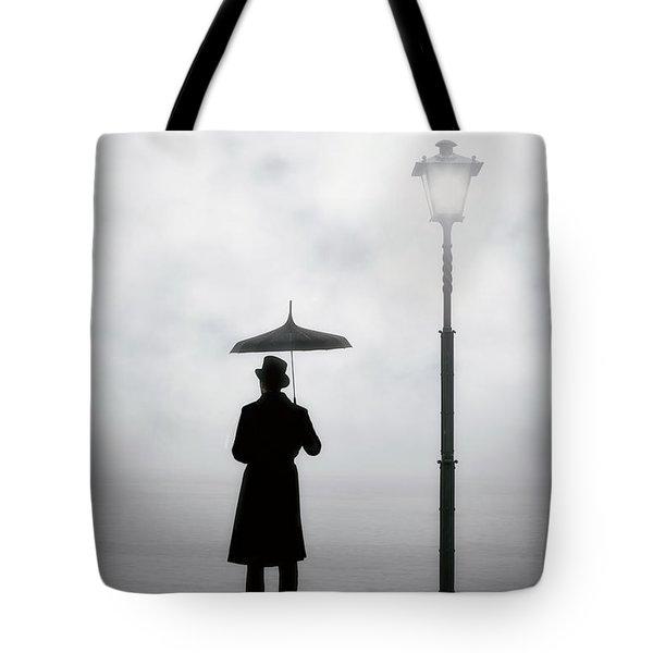 Victorian Man Tote Bag by Joana Kruse