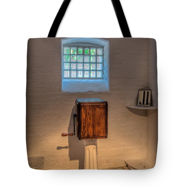 Victorian Punishment Tote Bag by Adrian Evans