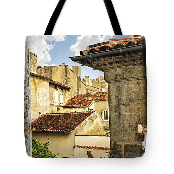 View In Cognac Tote Bag by Elena Elisseeva